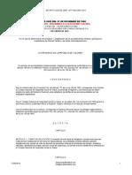 Manual Tarifario SOAT 2012.xls