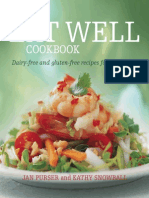 Eat Well Cookbook - Jan Purser