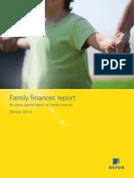 Family Finances Report (December 2014)