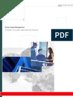 Oracle Lease Management Brochure