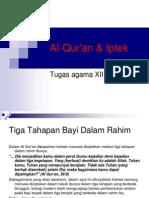 Al-quran Iptek Praditia