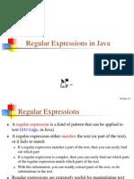 19 Java Regex