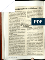 Big Reorganizations of 1946 and 1970 - Inside Congress - Congressional Quarterly - June 1992