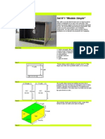 Proyector casero simple