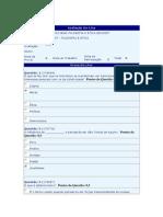 Filosofia e Ética - (5) - AV2 - 2012.3