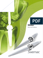 Motec Wrist Joint Prosthesis Brochure