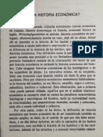 Carlo Cipolla Quc3a9 Es La Historia Econc3b3mica