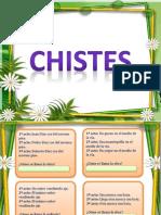 Chistes - Adivinanzas
