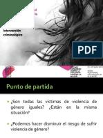 Herramientas de Valoracion y Gestion Del Riesgo de Violencia en La Pareja