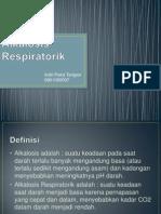 Alkalosis Respiratorik Indri