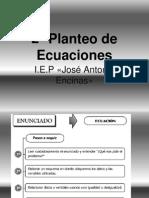 RM-2°° Planteo de Ecuaciones
