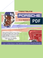 Porsche A122 A133 A144 Livret Entretien Couleur