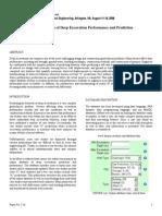 Online Database of Deep Excavation Performance and Prediction by Dimitrios Konstantakos
