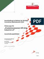 Ooe2020 Call2014 Ausschreibungsleitfaden Ffg Version1 Seite 01