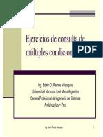 Ejercicio Consultas Interseccion