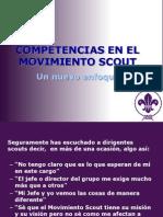 Competencias en El Movimiento Scout