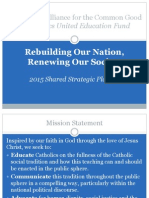 2015 CACG-CUEF Strategic Plan