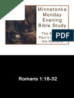 Romans 1.18-32