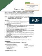 Rubio monocoat Precolor Easy Data sheet