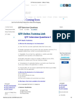 QTP Interview Questions ~ Software Testing