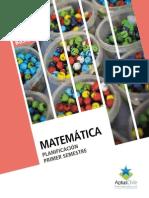 Muestra Matemáticas Con Sello