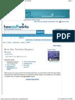 HowStuffWorks _How Gas Turbine Engines Work
