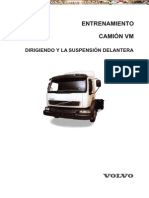 Manual Direccion Suspension Delantera Camion Vm Volvo