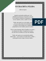 La Muchachita Pálida - Alfredo Espino