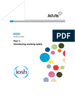 IOSH Working Safely Part 1