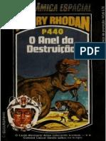 P 440 O Anel Da Destrui o Hans Kneifel
