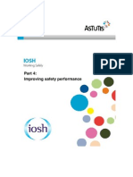 IOSH Working Safely Part 4