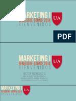 Marketing Operativo · Unidad I