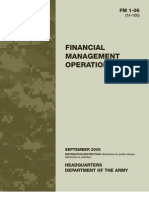 Army - FM1 06 - Financial Management Operations