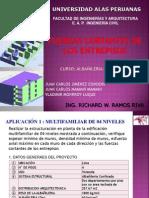 ALBAÑILERIA CONFINADA CON ROBOT ESTRUCTURAL
