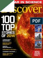 Discover Magazine - February 2015 USA