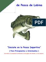 Manual de Pesca de Lobina