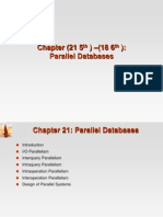 IU Ch21 6th 18 Parallel Databases IU