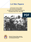 Art Of War Papers - The Rhodesian African Rifles.pdf
