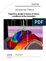 Bakk 2 Trajectory Design in Terms of Stress Conditions in the Formation