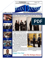 The Michigan Banner January 1, 2015 Edition