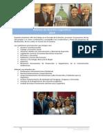 Balance Legislativo de la Senadora Nacional Sigrid Kunath (Año 2014)