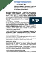 modelo contrato Obra Surcubamba