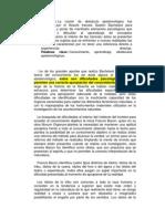 Bachelard Resumen 2 La Formacion Del Espiritu Cientifico