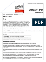 ASTM F1554 Specification _ Portland Bolt