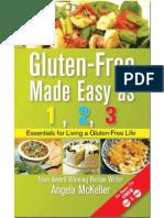 Gluten-Free Made Easy as 1,2,3 LittleFairyRG
