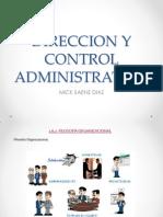 Desarrollo Curso Direccion y Control Administrativo