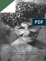 Materialul Apicol - C.hanganu - 1938 - 31 Pag