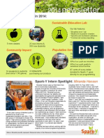 Spark-Y 2014 Year End Newsletter