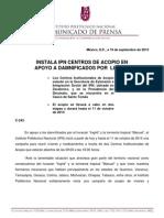 COM-243-2013 poli