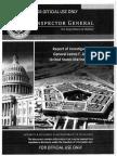 Gen. James Amos inspector general investigation documents